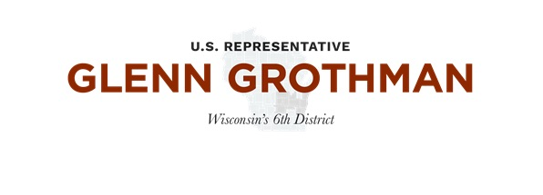 "Grothman Supports Easing Regulations on ""Earn-and-Learn"" Programs"