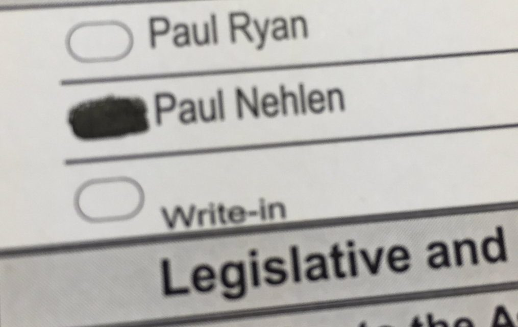 Was Paul Nehlen Trying to Hide Something From the Police?
