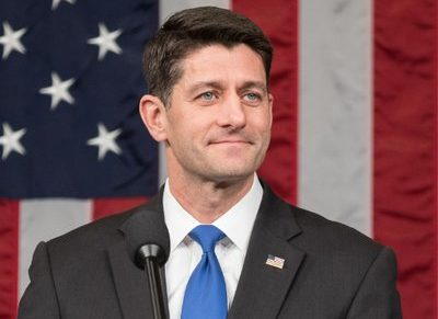 Paul Ryan Not Running for Re-Election