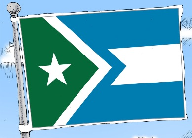 Viva Madison's New Flag? It Looks Familiar.