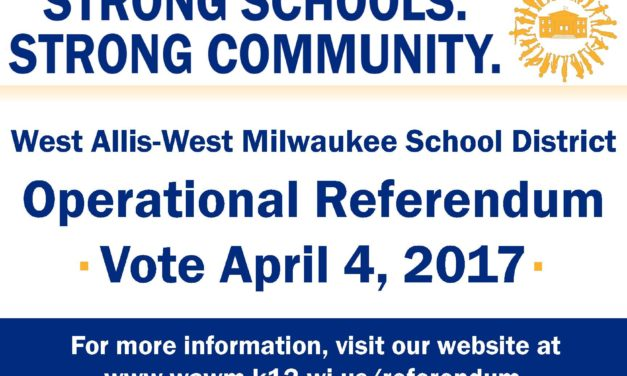West Allis School District's State Loan Defies Voter Intent