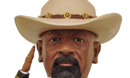 David Clarke Is Out As Milwaukee County Sheriff