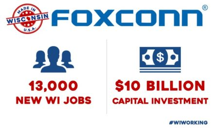 Neylon Says Foxconn is an Historic Opportunity