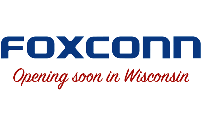 Foxconn Already Keeping Hoffman Construction Jobs in Wisconsin