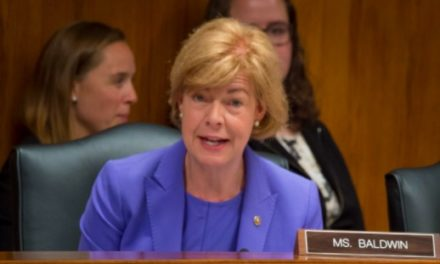 Will the Trump Midterm Effect Save Senator Tammy Baldwin?