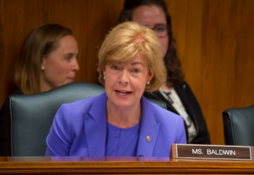 The Tax Code Favors the Well-Connected, Here's Sen. Baldwin's Chance to Fix It