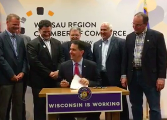 Walker Weekly Radio Address: Making Wisconsin More Accountable