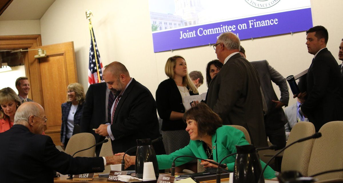 A Look at the Joint Finance Committee's Last Week of Work on the 2017-19 Budget