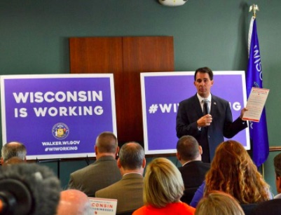 Wisconsin's Bond Rating Goes Up Due to State Budget