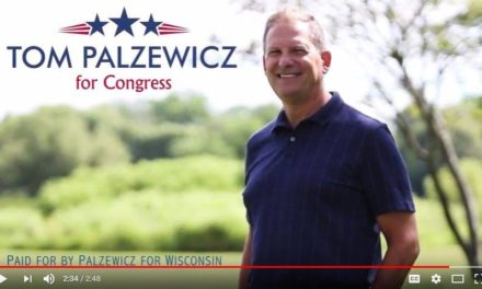 Sensenbrenner Democratic Opponent Palzewicz Fundraising From Las Vegas Shooting