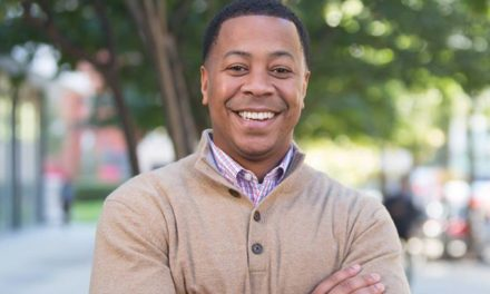 Democrat Mahlon Mitchell Joins Race For Governor