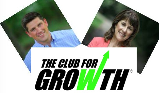 Weekly Standard on Club for Growth and the Senate Race