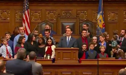 "Walker Announces ""Ambitious Agenda"" for Wisconsin in State of the State Address"