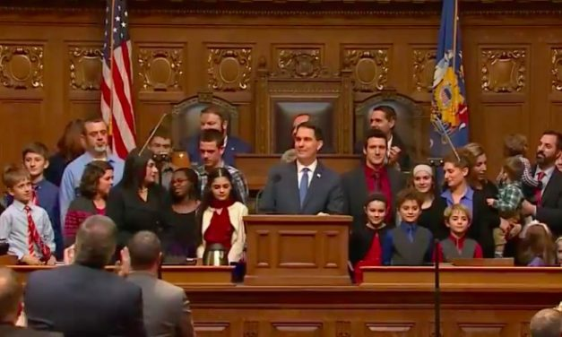 """Walker Announces """"Ambitious Agenda"""" for Wisconsin in State of the State Address"""
