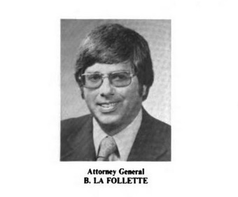 Former Attorney General Bronson La Follette, Dead at 82
