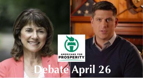 AFP Wisconsin to Host First Debate Between Vukmir and Nicholson