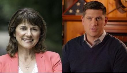 Sparks Fly At End Of First Republican U.S. Senate Candidates Debate