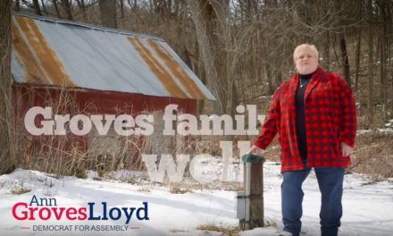 Ann Groves Lloyd Is a Phony Farmer