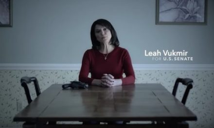 Leah Vukmir and the Pistol Packin' Mama Ad