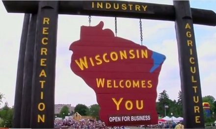 Wisconsin Is Open!
