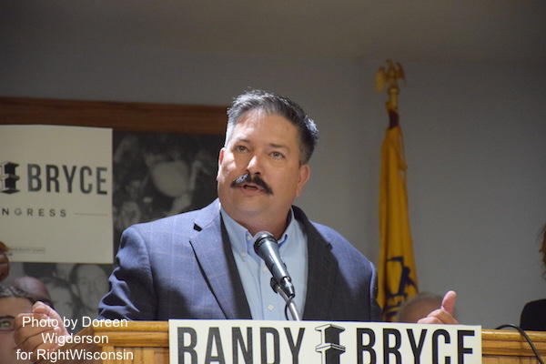 Randy Bryce Stands By Support of 32 Trillion Dollar Medicare for All