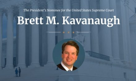 Reaction to the Nomination of Brett Kavanaugh to the U.S. Supreme Court (Updated)