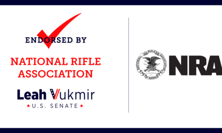 Vukmir Picks Up the Endorsement of the NRA