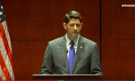Rediscovering Our Common Humanity: Speaker Ryan Addresses Intern Lecture Series