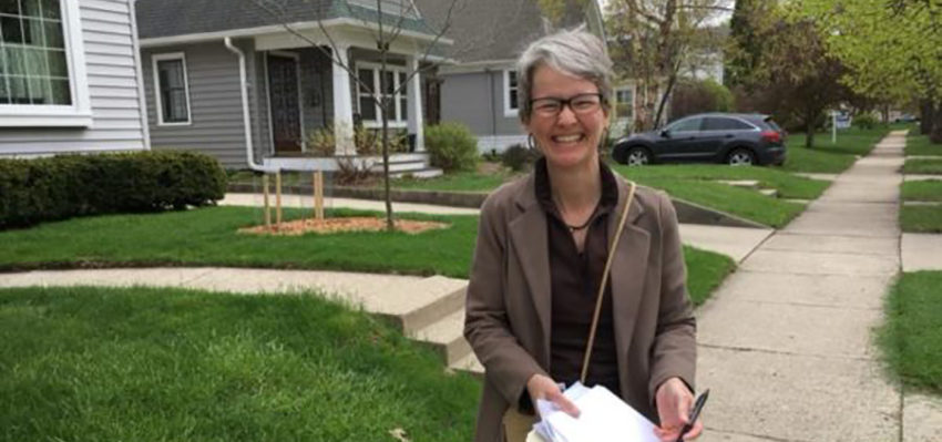 Double Standard? Wisconsin Senate Candidate Once Railed Against 'White Male Entitlement'