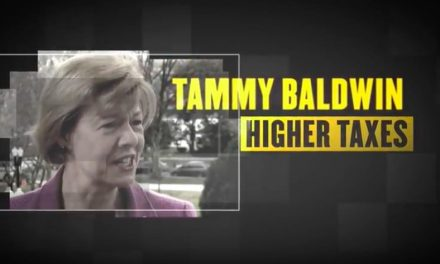New Ads Targeting Baldwin on Taxes, VA Hospital