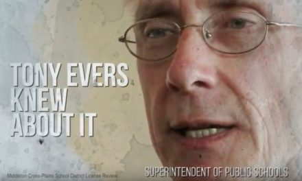 Republican Party Launches New Ad Against Evers
