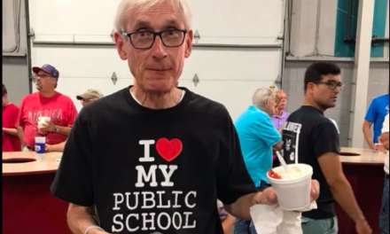 The Political Theater Of Tony Evers' Transition