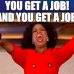 Record Low Unemployment Eight Months in a Row