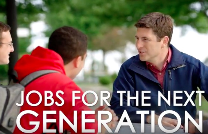 New Steil Ad Focuses on Jobs, Economy