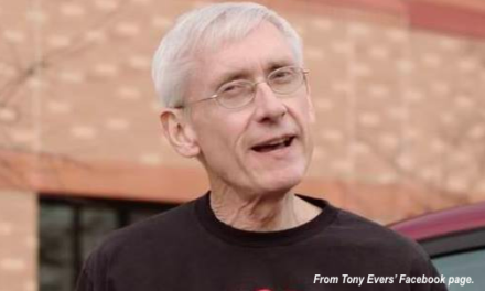 Evers Now Says He Won't Raise Taxes, Contrary To What He's Often Said