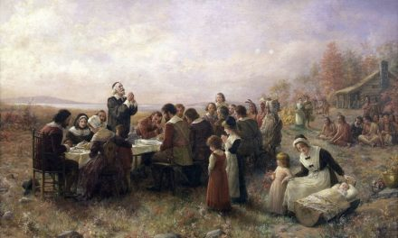 A Thanksgiving Prayer for America