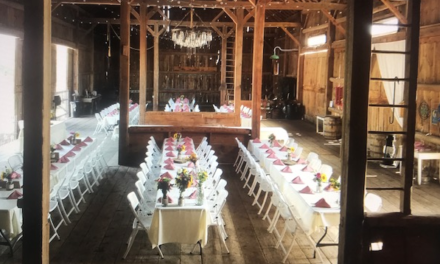 Swearingen Requests Department of Revenue Force Wedding Barns to Get Liquor Licenses