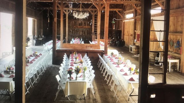 Schimel Opinion Threatens Wedding Barn Industry