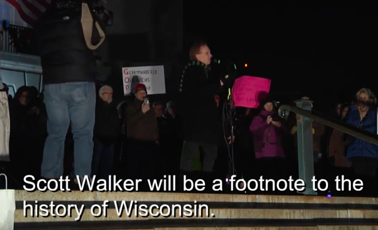 Madison Progressive Vows To Wipe Conservatives Out Of Wisconsin History Books