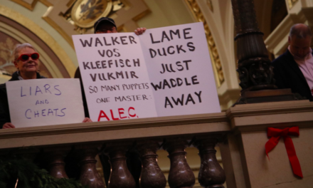 In Marathon Session, Wisconsin Legislature Passes Amended Lame Duck Bills