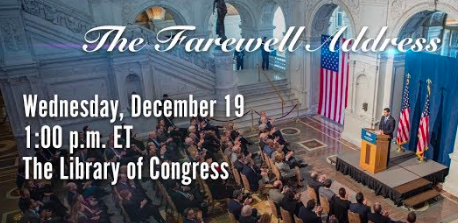 Speaker Ryan's Farewell Address at the Library of Congress