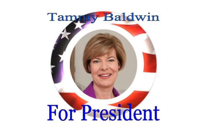 New York Magazine Columnist: Baldwin for President