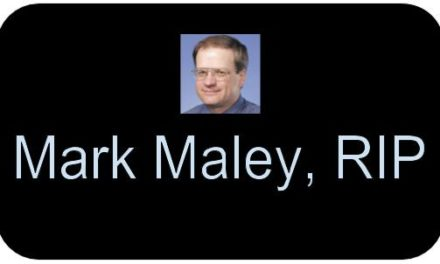 Former Journalist and WEDC Spokesman Mark Maley Passed Away from Cancer