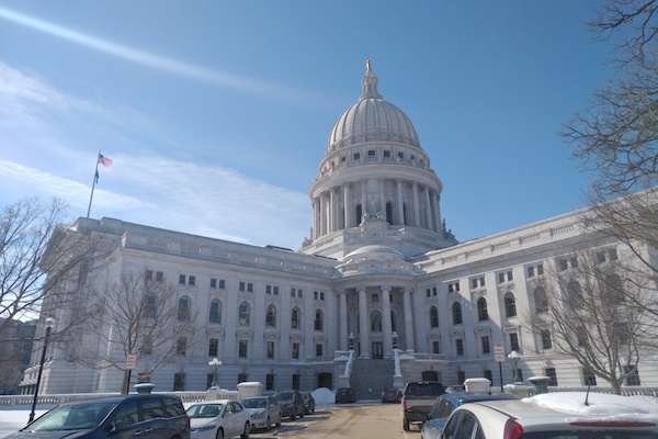 Felzkowski Letter: Governor Has Responsibility For Stopping Capitol Violence