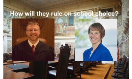 Neubauer Could Be Threat to School Choice Voucher Program