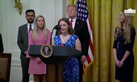 Wisconsin Campus Free Speech Case Highlighted at White House Ceremony