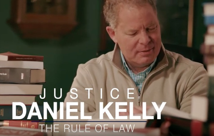First Kelly Ad in Supreme Court Race