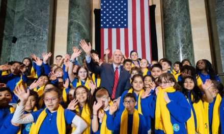 Remarks by Vice President Pence at the Wisconsin School Choice Student Showcase