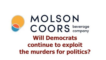 As Democrats Exploit the Tragedy, Molson Coors Shooter a Walker Recall Petition Signer