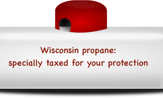 Bill to apply a tax on propane sales sets a bad precedent